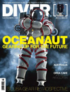 Diver Mag Cover